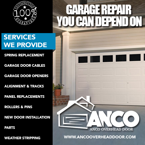 Awesome Anco Garage Door