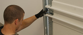 Garage door repair services anco garage door for Garage door alignment