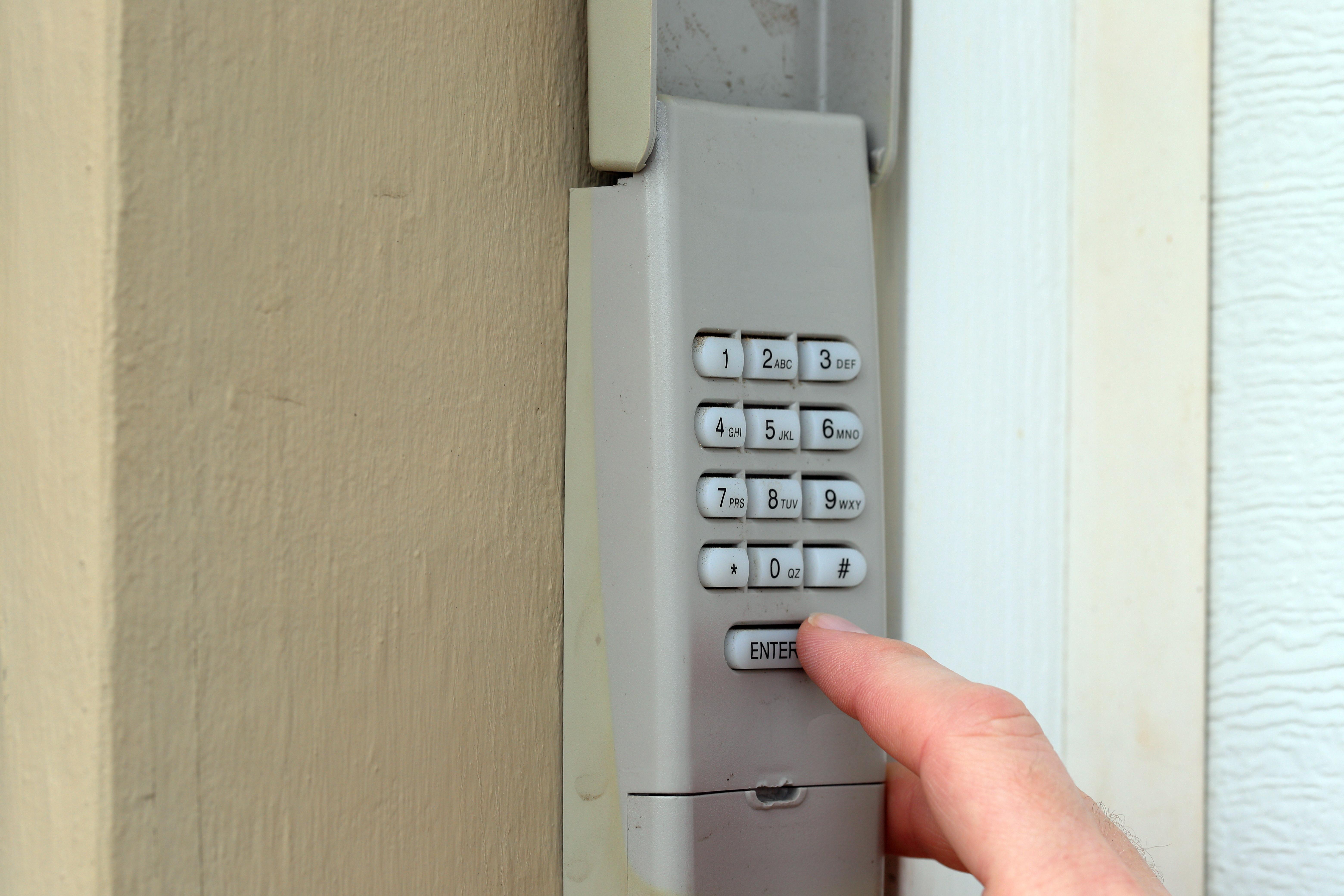 How To Change Your Garage Door Code