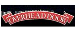 the genuine the original overhead door company logo
