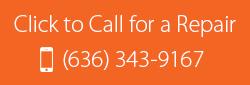 click to call for garage door repair - phone (636) 343-9167